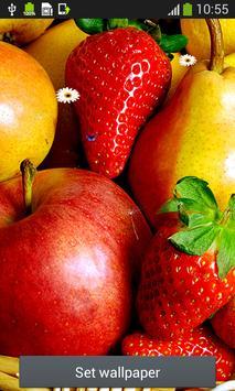 Fruit Live Wallpapers apk screenshot