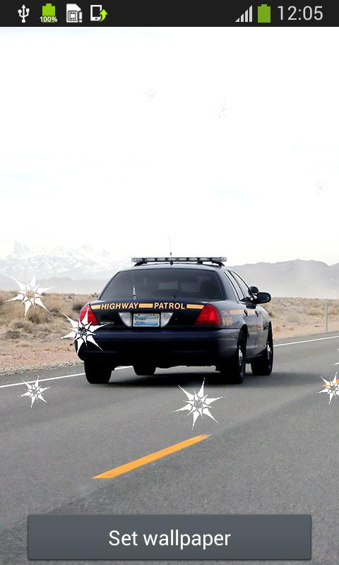 Police Car Live Wallpapers For Android Apk Download