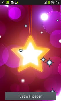 Stars Live Wallpapers screenshot 4