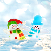 Snowman Live Wallpapers icon