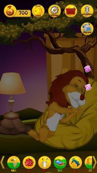 Talking Animal Lion screenshot 3