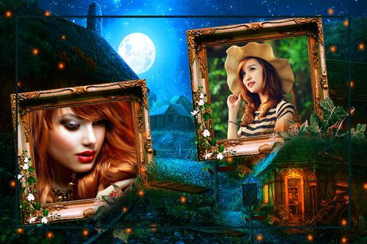 Fantasy Dual Photo Frames poster