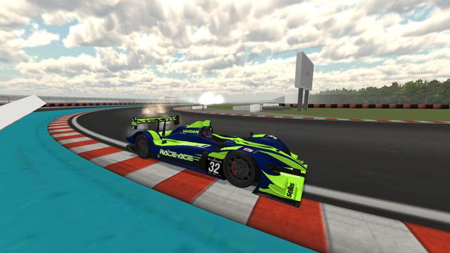 Sport Racer Car screenshot 12