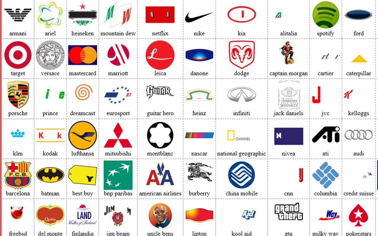 Logo Quiz Ultimate Petrol Answers Word List – Fondos de Pantalla