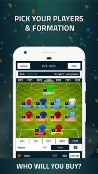 Goal Fantasy Football постер