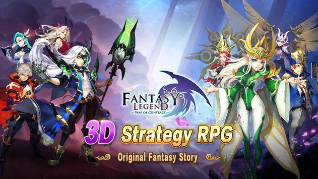 Fantasy Legend скриншот 6