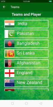 Cricket World Cup 2019 Schedule screenshot 3
