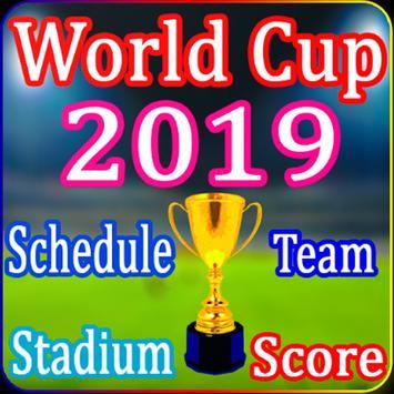 Cricket World Cup 2019 Schedule screenshot 5