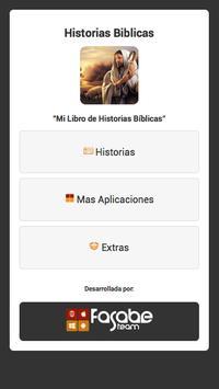 Historias de la Biblia Español poster
