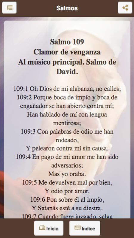 Libro De Los Salmos For Android Apk Download