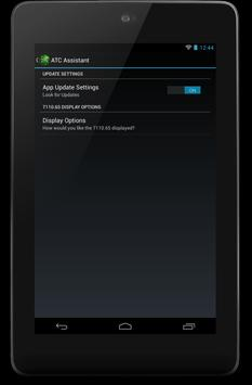 ATC Assistant apk screenshot