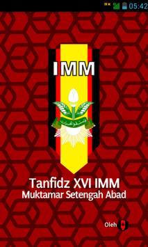 Tanfidz IMM XVI poster