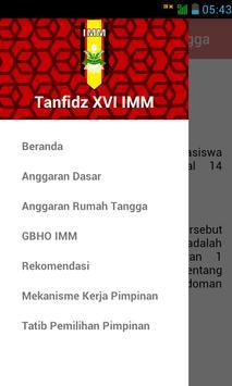 Tanfidz IMM XVI apk screenshot