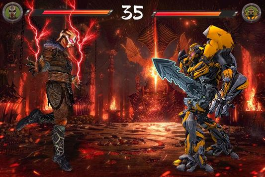 Monster vs Robot - Warriors Galaxy Battle 3D screenshot 11
