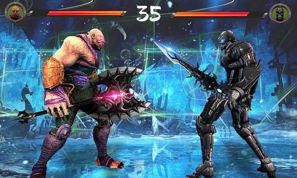 Monster vs Robot - Warriors Galaxy Battle 3D screenshot 1