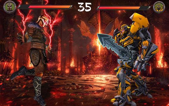 Monster vs Robot - Warriors Galaxy Battle 3D screenshot 7