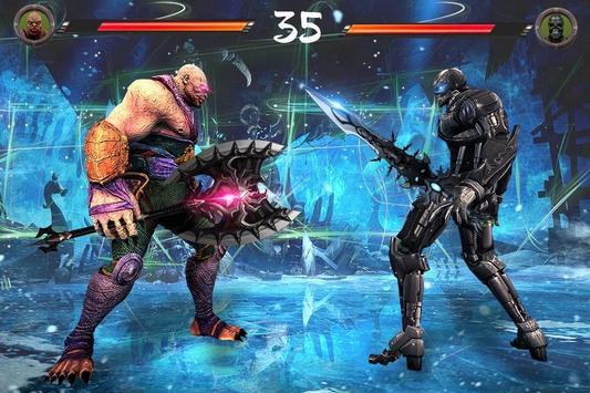 Monster vs Robot - Warriors Galaxy Battle 3D screenshot 9