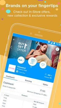Fashalot: Shopping rewards & discounted vouchers apk screenshot