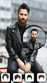 Beard Photo Editor - Hairstyle poster