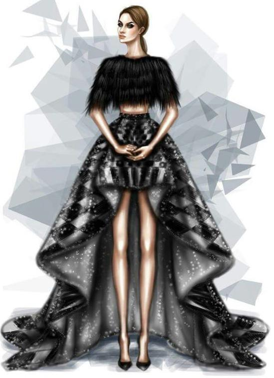 Fashion Design Sketches Dress For Android Apk Download