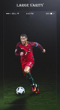 android 用の football wallpapers 4k full hd backgrounds apk を