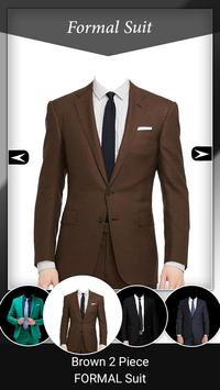 Man Formal Photo Suit apk screenshot