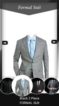 Men Fashion Photo Suit poster