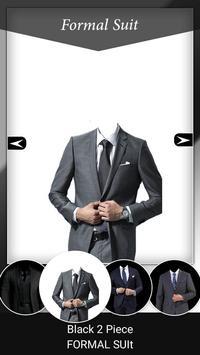 Men Fashion Photo Suit apk screenshot