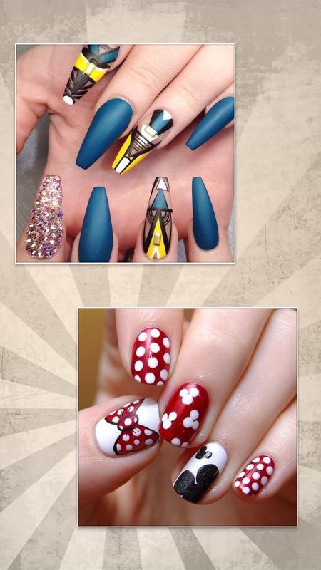 Nail art app on my hand APK Download - Free Art & Design APP for ...