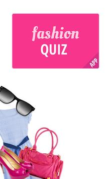 Fashion Quiz App – Quizduell poster
