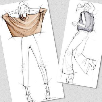 Fashion Designs Sketching screenshot 2