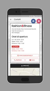 fashion&fitness apk screenshot