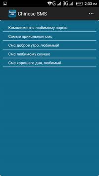 Russain SMS screenshot 2