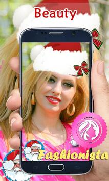 Christmas Emoji Camera 2017 apk screenshot