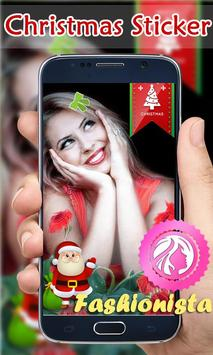 Christmas Sticker Maker apk screenshot