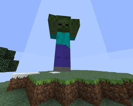 Mod Giga Mobs for MCPE apk screenshot