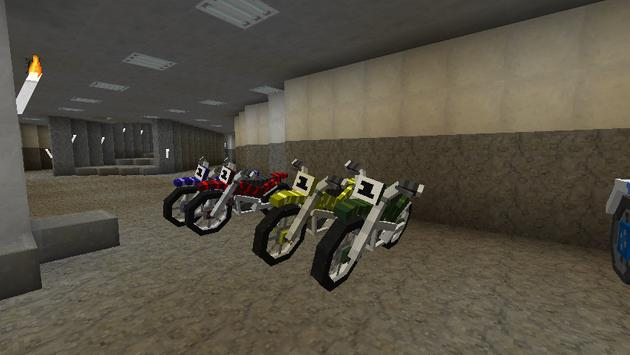 Mod Dirt Bikes for MCPE poster