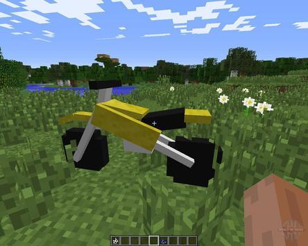 Mod Dirt Bikes for MCPE screenshot 2