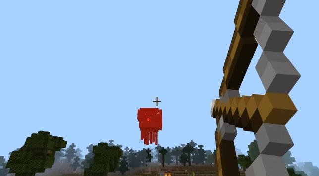 Mod 3 Headed Ghast Boss for MCPE apk screenshot