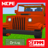 Mod New Jeeps for MCPE icon