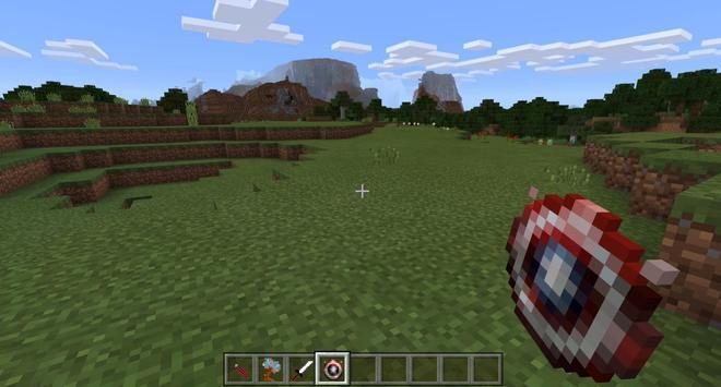 Mod Pocket Heroes Pro for MCPE apk screenshot