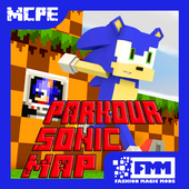 Map Sonic Parkour Extreme for MCPE icon