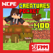 Mod Pocket Animals for MCPE icon