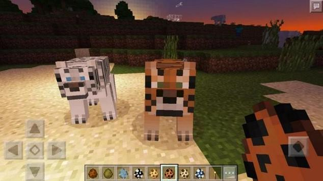 Mod Pocket Animals for MCPE screenshot 2