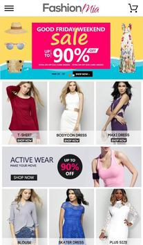 Fashionmia apk screenshot