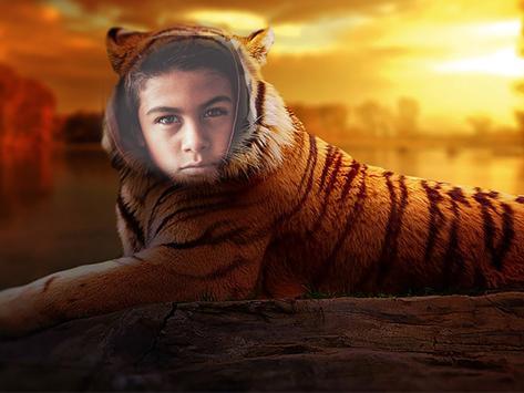 Best Tiger Photo Frames apk screenshot