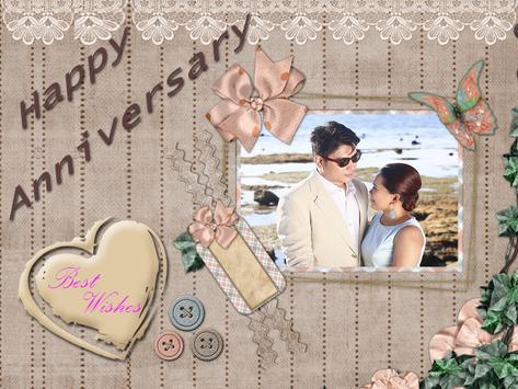 Best Wedding Anniversary Frame screenshot 1