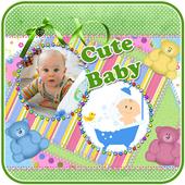 Cute Baby Frames Photo Editor icon