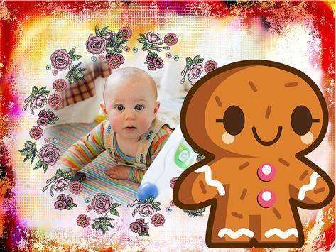 Cute Baby Frames Photo Editor apk screenshot