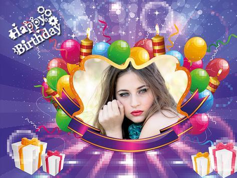 Princess Birthday Party Card!! poster